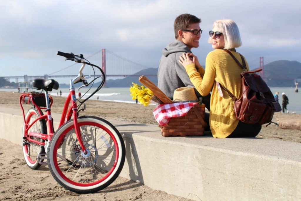 San Francisco bike rentals are great for people who only have 24 hours in San Francisco