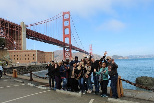 Golden Gate Bridge tours