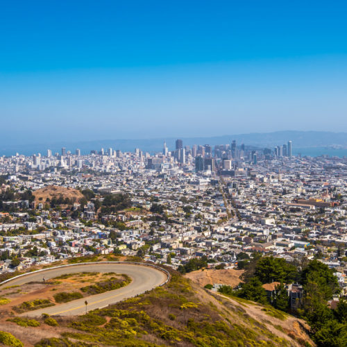 Twin Peaks Tours San Francisco