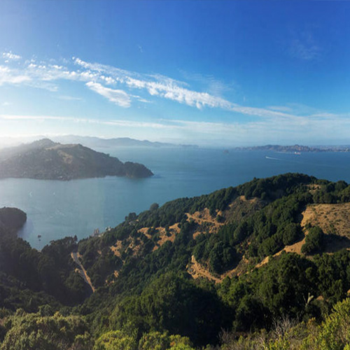 Hike Angel Island in San Francisco as top thing to do