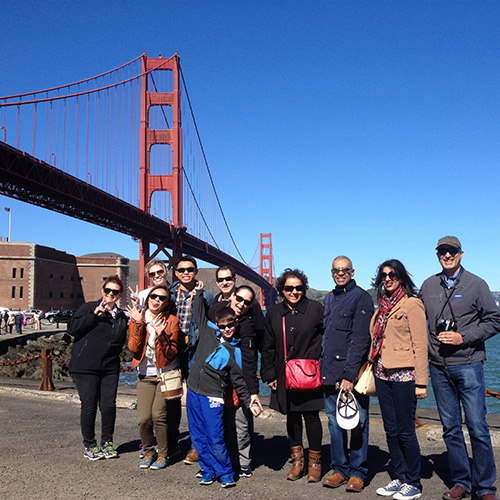visit Fort Point in San Francisco